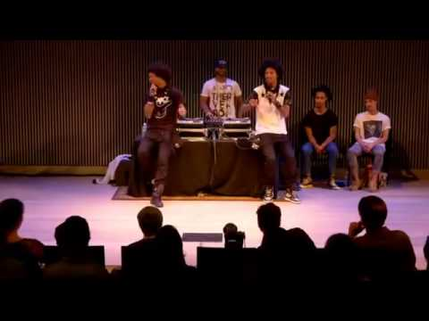 CITY DANCE LIVE SF - JAZZ )Les Twins( | Oo Full Show OO OneOfMyalltimeFavShow By_wTy_  |