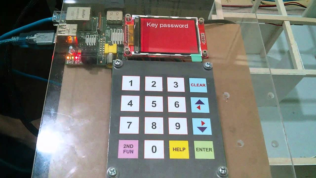 raspberry pi smart home security system test youtube. Black Bedroom Furniture Sets. Home Design Ideas
