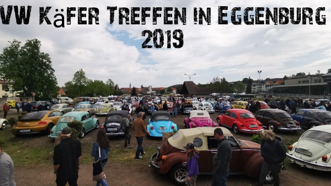 VW-Kfer Treffen - eggenburg - stadt der museen - im zauber