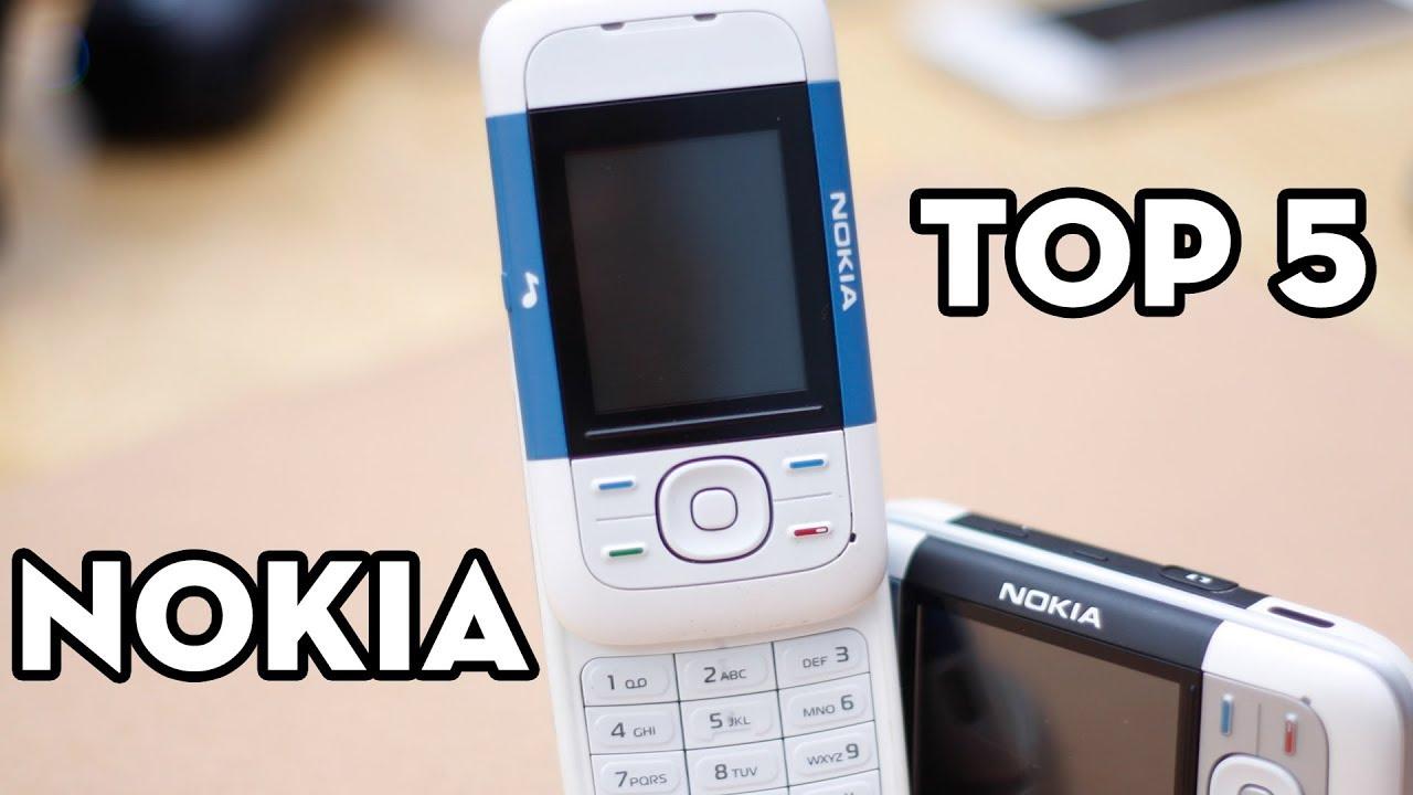 """5 mẫu điện thoại Nokia """"huyền thoại"""" đáng được hồi sinh"""