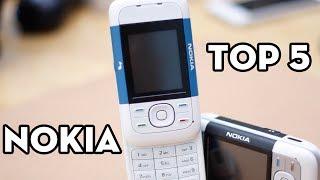 5 mẫu điện thoại Nokia