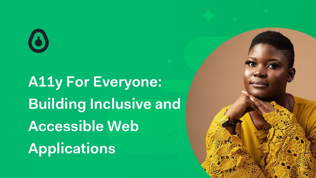 A11y For Everyone: Building Inclusive and Accessible Web Applications - Gift Egwuenu