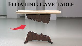 Making Floating Coffe Table With Epoxy & TIPS