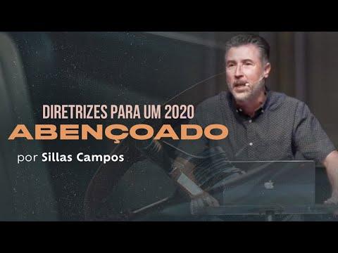 diretrizes para um 2020 abençoado por Sillas Campos