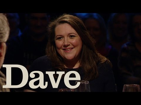 Katy Wix Won A Meet And Greet With Dire Straits | Alan Davies: As Yet Untitled | Dave