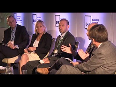 Powering global growth through energy productivity   Chair: Jan Vrins   B4E London 2015