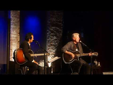Alejandro Escovedo and Joe Ely City Winery 2017 08 18