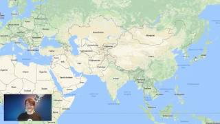 How Google Maps Changes Based On Your Country