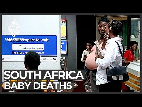 Al Jazeera English: South Africa baby deaths: Parents say hospital hiding information