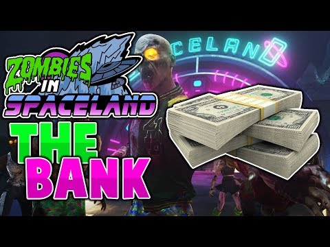 The Bank | Spaceland Zombies (COD Infinite Warfare) | DLC 0