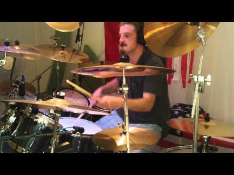 Kid Rock - First Kiss - Drum Cover