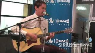 """The Thermals Perform """"Now We Can See"""" at SiriusXM Radio"""