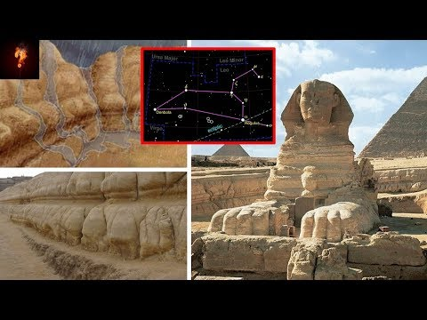 The Great Sphinx Water Erosion Controversy