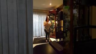 Christina Aguilera  Walk Away cover by Amber Fusto