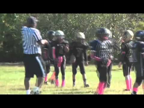 10 10 2015 Montgomery Village Sports Association Chiefs Mighty Mites Green vs So