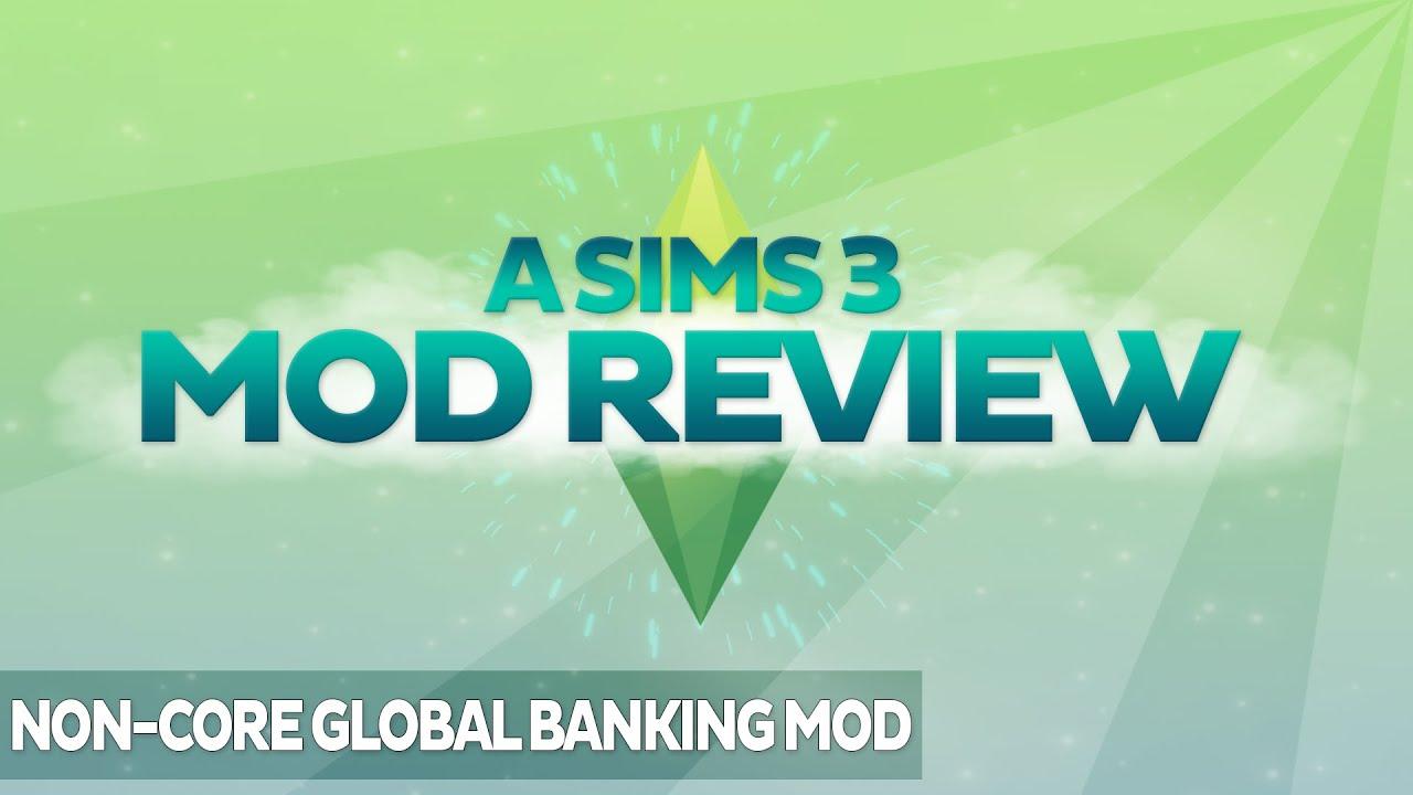 Sims 3 loan mod