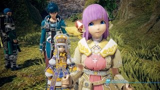 Star Ocean 5: Integrity and Faithlessness - New PS4 Gameplay, 21 Minutes