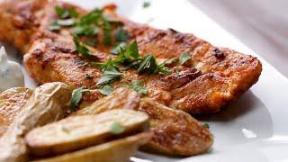 Paprika-Spiced Chicken