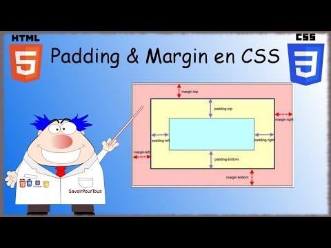 HTML5 / CSS3 - 13 - Margin Padding