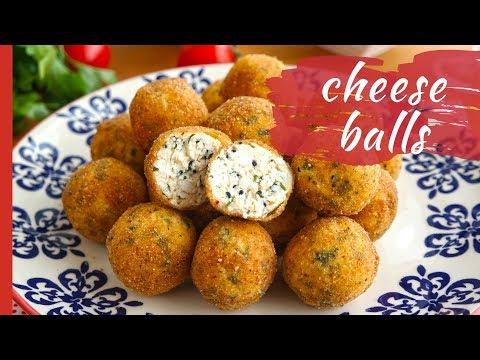 Quick & Easy CHEESE BALLS