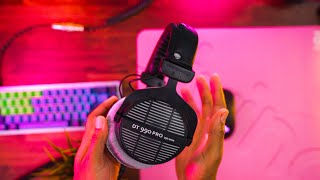 Beyerdynamic DT990 Pro Review! Ninja's Headphones.. Are they worth it for gaming?