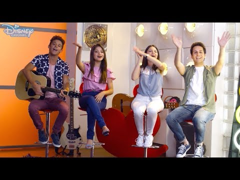 "Like Me - La ""Karaoke Battle"" con Karol Sevilla e Ruggero Pasquarelli di Soy Luna"