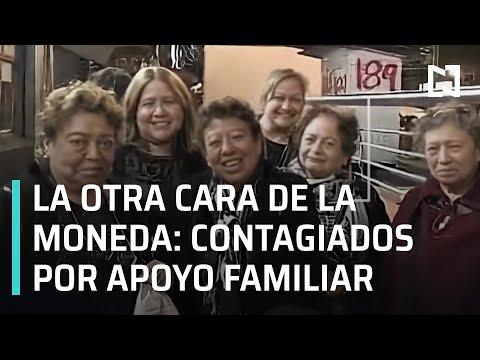 Familia se contagia de Covid-19 - En Punto