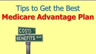 Compare Medicare Advantage Plans