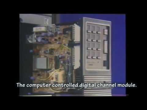 Sony Trinitron Random Jet Commander Television Commercial [1978] (subs)