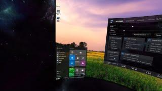 Är det här Valves Steam VR Desktop Theater Mode? Ska finnas