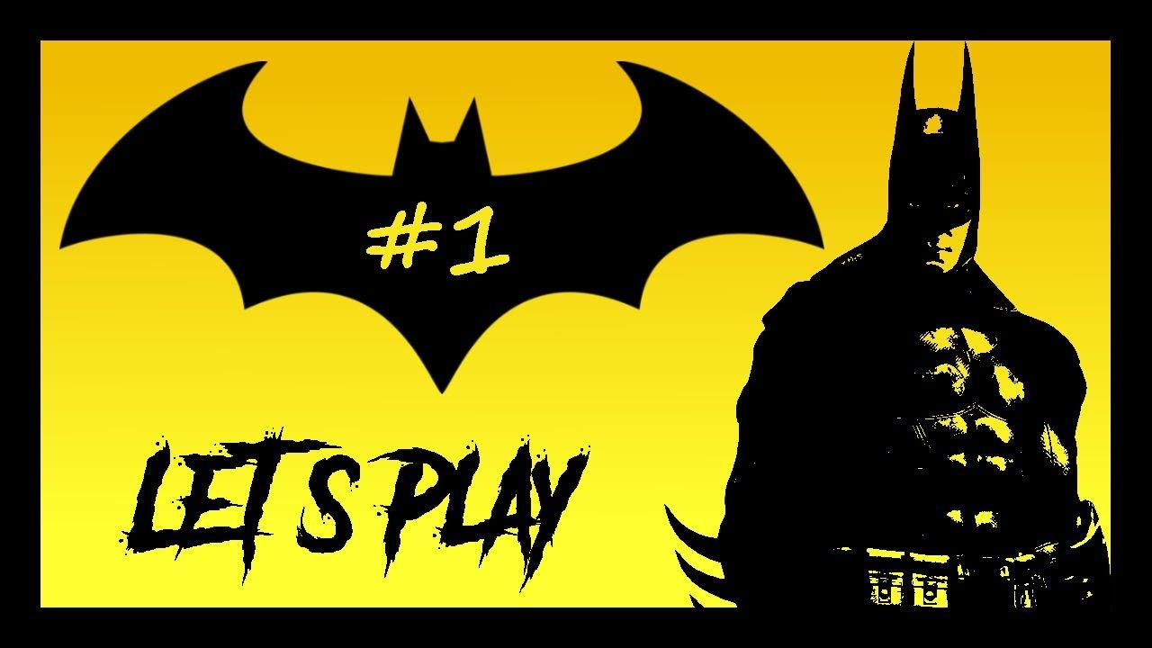 Batman Arkham Asylum Remastered 1 Xbox One Gameplay Youtube