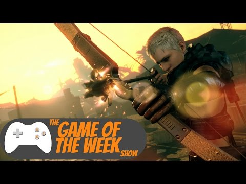 New Metal Gear & Gamescom Wrap Up! - The Game Of The Week Show