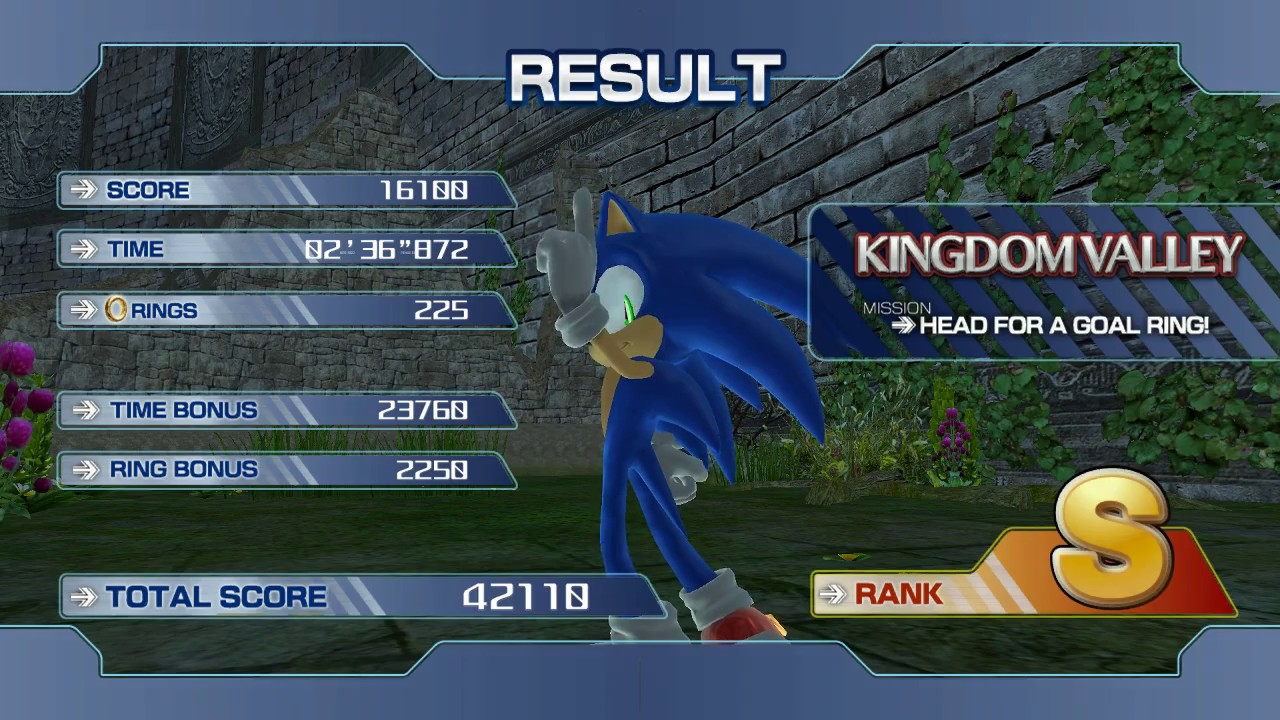 Sonic The Hedgehog 2006 For Pc Demo