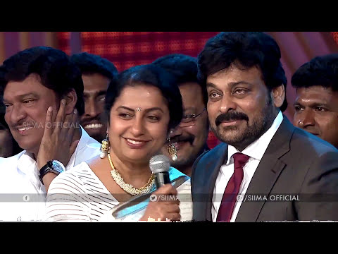 Thumbnail: A Tribute to Mega Star Chiranjeevi by SIIMA 2016