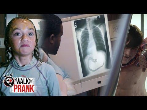 Hospital Pranks! Compilation   Walk the Prank   Disney XD