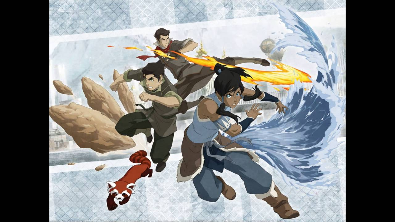 The legend of korra: video-game gameplay & first look (sdcc 2014.