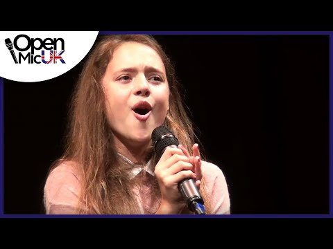 BIRDY - SKINNY LOVE performed by MARGAUX at Hayes Open Mic UK Singing Competition