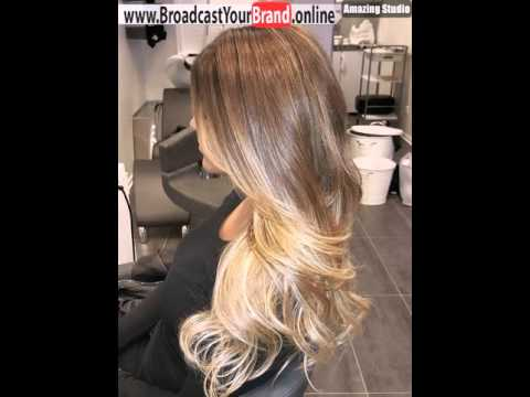 Light brown to honey blonde ombre youtube light brown to honey blonde ombre urmus Image collections
