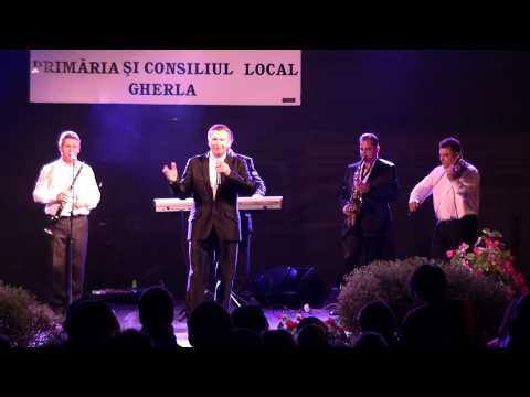 Zilele Municipiului Gherla 2012 - Aurel Tamas Live.avi