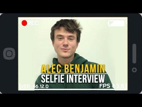 Selfie  with Alec Benjamin  6CAST