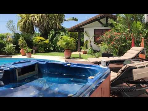 PAPEETE Grande et belle demeure familiale avec piscine