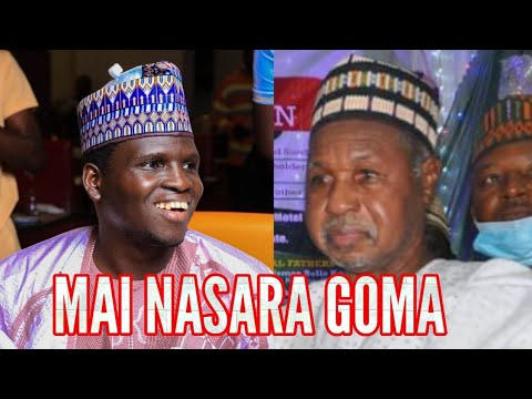 Download Masari Mai Nasara Goma Sabuwar Wakar Dauda Kahutu Rarara Audio Hausa Music Latest