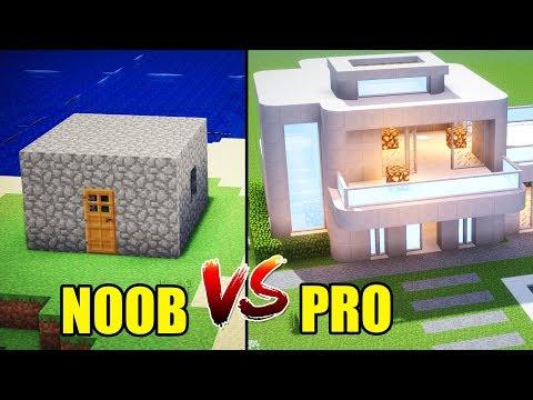 MINECRAFT - NOOB VS PRO #13 (COMPILADO)