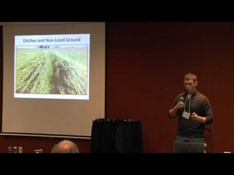 Using the Roller-Crimper for Cover Crop Control on Terraced Ground, Michael Willis, MO