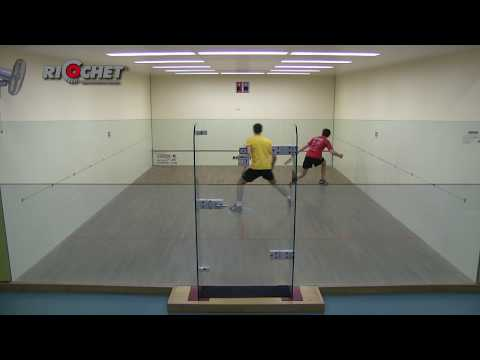 Ricochet - The Ultimate Indoor Racket Sport