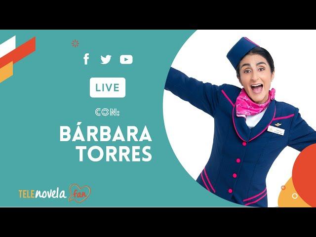 Entrevista a Bárbara Torres sobre 'Lorenza' su personaje en