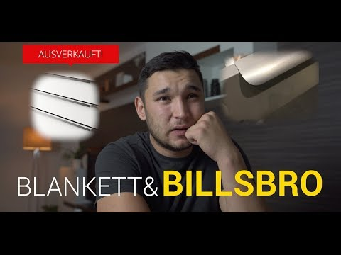 Ikea BILLSBRO NEU Nachfolger von BLANKETT