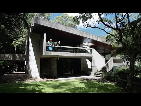 Sydney Residence: Harry and Penelope Seidler House