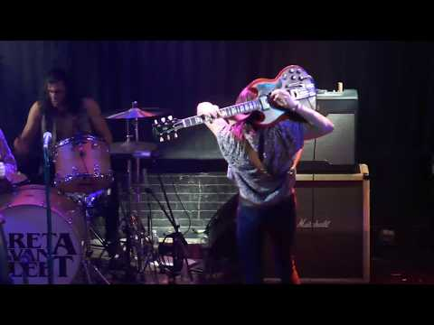 Greta Van Fleet - Edge Of Darkness live in Los Angeles October 30, 2017 at The Troubadour