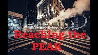 Reaching The Peak IHME Data 8 April